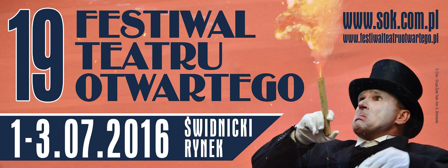 XVIII Festiwal Teatru Otwartego